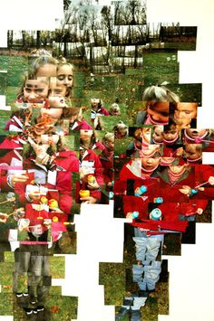 Points of view - David Hockney inspired photo collage Design Floral, Art Design, Photomontage, David Hockney Joiners, David Hockney Photography, Photography Projects, Art Photography, Collage Artists, Collages