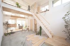 In A Japanese Ecovillage, A Home Filled With Gardens | Co.Design: business + innovation + design
