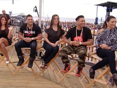 Jersey Shore cast on the return the real Shore: Itsamazing!