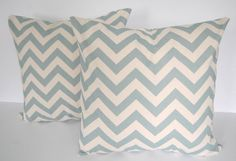 Decorative pillow covers set of two 16 x 16 by ThePillowPeople, $32.00
