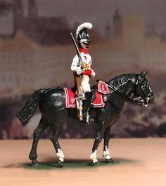 Baden Garde du Corps 1809