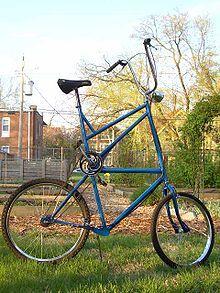 Tall bike - Wikipedia