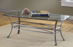 Abbington Rectangular Coffee Table - By Hillsdale Furniture -4885Otc by Hillsdale Furniture. $175.99. Hillsdale's subtly sophisticated Abbington occasional collection is created by a combination of a muted pewter finish, elegant scrollwork, and gracefully curved legs. Complete with a glass topped end table, console table and coffee table, you can accent your entire living room, den or foyer with this lovely ensemble. Though the Abbington occasional is fabulous as a...