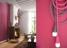 The Many Shades of Pink. Vågar du välja rosa i vår? Interior Design Business, Home Interior Design, Interior Decorating, Decorating Ideas, Scandinavian Interior Design, Pink Room, Pink Walls, Room Interior, Decoration