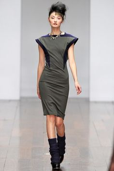 Jean-Pierre Braganza   Fall 2012 Ready-to-Wear Collection   Vogue Runway