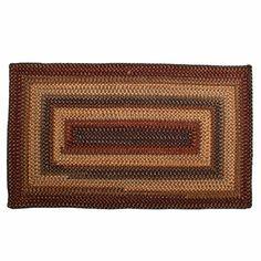 Cambridge Rectangle Wool Rug - 30