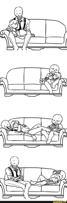 Sans and papyrus are so adorable but I don't really like it how in some comics papyrus is dressing fancy and stuff