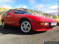 Used Porsche 924S 1987 D reg for sale - PistonHeads (Ref 1746298)