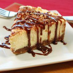 Caramel Praline Cheesecake | Tasty Kitchen: A Happy Recipe Community!