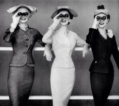 Binocular Ladies