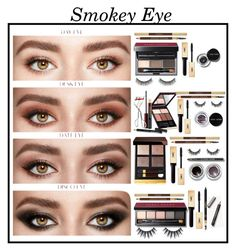 """""""Eyes tell the story of your soul..."""" by onesweetthing on Polyvore featuring beauty, Tom Ford, Kevyn Aucoin, Bobbi Brown Cosmetics, Yves Saint Laurent, Battington, Burberry and Chanel"""