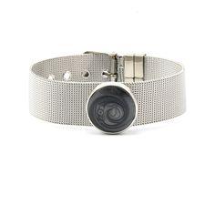 Metalowa bransoletka z wymiennym Clixsem