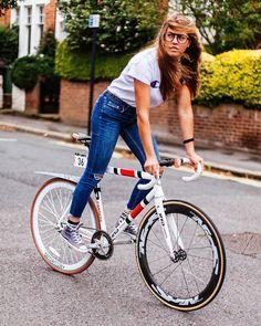 "2,087 Likes, 9 Comments - Angelo DeAngelis (@moonsbreakfast) on Instagram: ""#beautiful #beauty #gorgeous #cycling #cycle #bike #girlsonbikes #triathlon #timetrial…"""
