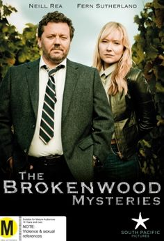 The Brokenwood Mysteries (2014-2016) S: 1-3 / Ep. 12 / Drama | Mystery [NZ] / A small towns newest resident, Detective Senior Sergeant Mike Shepherd, finds that murder lurks in even the most homely locations. Using his own unique style, each episode revolves around a murder case.