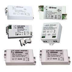 resell dc 12v constant voltage 12w 6w Lighting accessories Transformers led driver #Affiliate