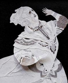 Eerily Intriguing Work by KatyHoran