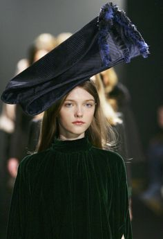 le velours by Giles Deacon - gorgeous velvet