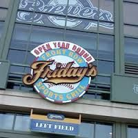 http://www.frontrowmilwaukee.com/ Why not ride your bicycle to a Brewers game? Get front row seats when you eat.Call for details before you head out...