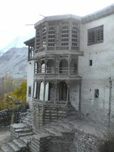 Altit Fort - Hunza - Pakistan