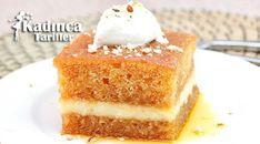 Ekmek Kadayıfı Tarifi, Nasıl Yapılır - Et Yemekleri - Las recetas más prácticas y fáciles Turkish Recipes, Italian Recipes, Turkish Sweets, How To Make Bread, Popular Recipes, Bread Recipes, Deserts, Food And Drink, Dessert Recipes