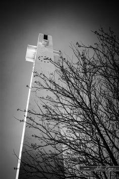 Lakeuden risti - belfry by Aleksi Korpi on 500px
