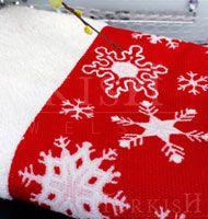 Jacquard Hearts Towels