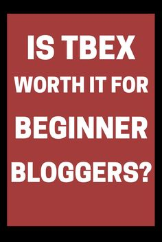 In March 2017, I attended at the TBEX conference (Travel Bloggers Exchange) held in Jerusalem. By that time, my blog was only five months old. Was it worth the investment?: