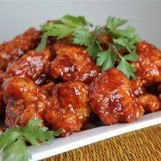 Baked BBQ Fried Chicken - Allrecipes.com