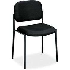 Basyx by Hon Hvl606 Guest Chair, Black - http://yapiver.com/chair/basyx-by-hon-hvl606-guest-chair-black/