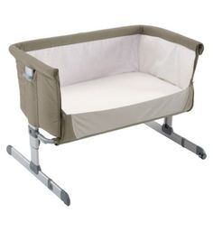 Must Buy Chicco Next 2 Me Bedside Crib Silver Babes