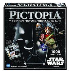 Pictopia: Star Wars Edition Board Game