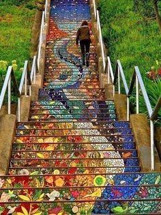 Дачная мозаика