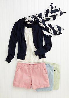 Lacoste Shorts & a Blazer