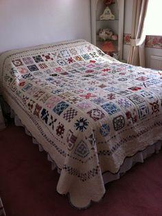 My Dear Jane quilt (Linda Elbourn)
