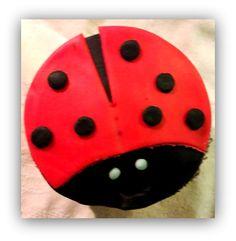 Cupcake Lieveheersbeestje
