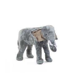Olifant Knuffel XL | Staande Knuffels van Childhome - Hieppp Little Duck, Little Star, Little Ones, Chiffon, Loyal Friends, Jungle Party, Little Elephant, Fun To Be One, Giraffe