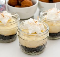 ... :: in a cup/jar on Pinterest | In a jar, Salad in a jar and Mug cakes