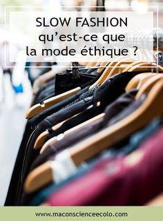 Mode éthique : comme