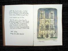 Prashant Miranda - Carnet de Voyage - Sketchbook