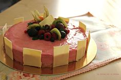Entremets RED FUSION