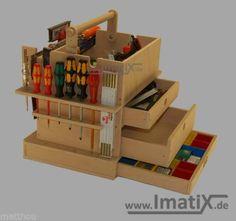 ImatiX-LBX42-Werkzeugeinsatz-Holzeinsatz-f-Sortimo-Bosch-L-Boxx-374-NEU