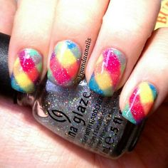 Photo by kpandaanails #nail #nails #nailsart