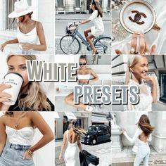White Instagram Theme, Instagram Themes Vsco, Instagram Feed Ideas Posts, Vsco Photography, Portrait Photography Poses, Fashion Photography, Photo Editing Vsco, Instagram Photo Editing, Glitter Makeup Looks