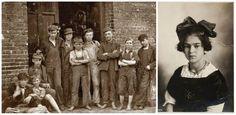 Como eram osadolescentes 100 anos atrás