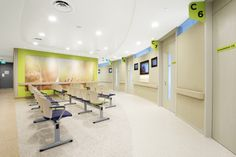 Camden Medical Centre by Kyoob id, Singapore office healthcare