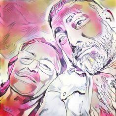 #cubista #cubista2016 #iamthehungrylittlemonstercub #designedbycubista #sketchedbycubista #drawingbycubista #hungrylittlemonstercubandmommy #beardedcub #artlovercub #😎🦄🦄🦄🦄🦄 #whereismyunicorn #lovemyBG #Pinkypasteldrawing #showingthewarmthofpastel #hugstoall💋