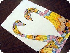 no. 2 pencil transformation- student work | Flickr - Photo Sharing!