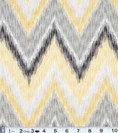 Outdoor Fabric- Solarium Conlin Canary at Joann.com