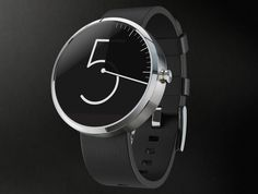 Motorola Moto360 Smartwatch Design Contest Reveals 10 Superb User Interfaces Created By The Public   watch releases