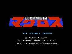 Chou Jikuu Yousai Macross NES